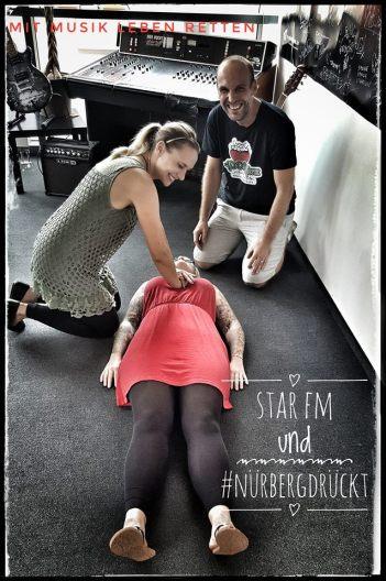 Nürnbergdrückt StarFM